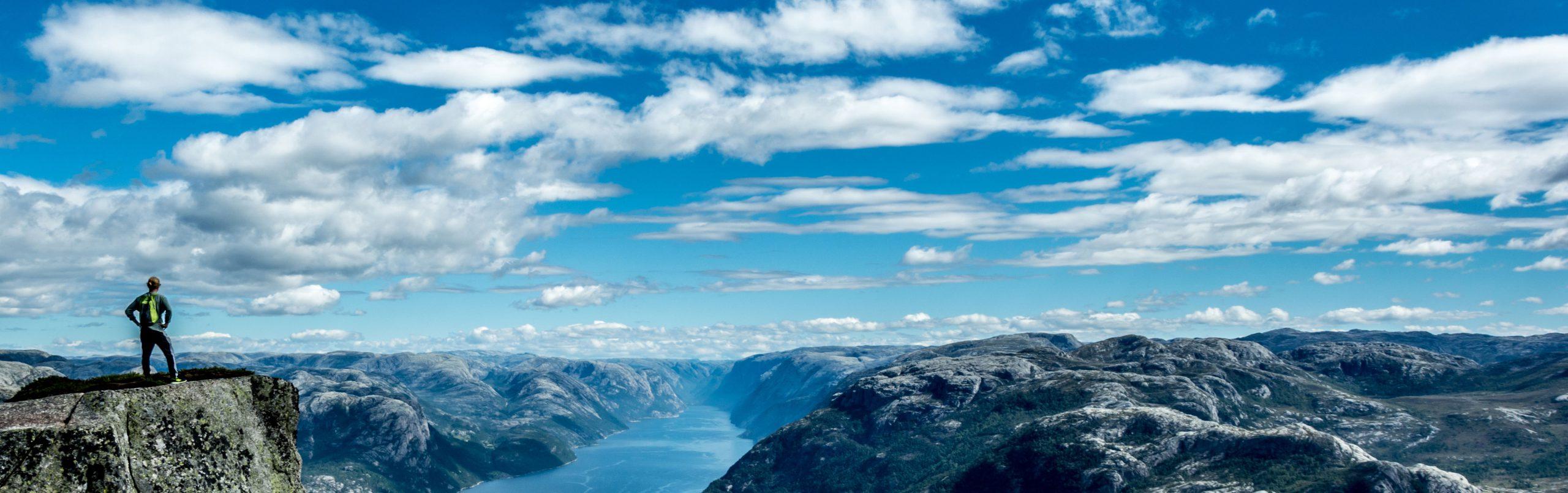 Praktikum in Norwegen im International Office
